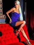 Modella Blanche a Montegranaro